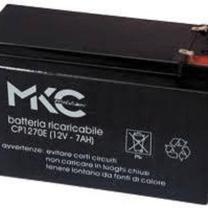 Batteria ricaricabile 12v 7a