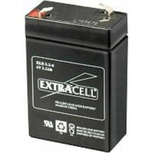 Batteria ricaricabile 6v 3.2a