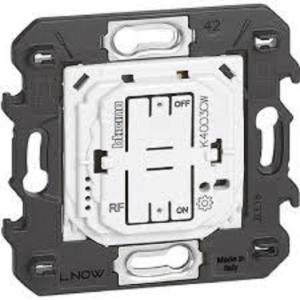 Bticino Living Now Comando luci wireless K4003CW