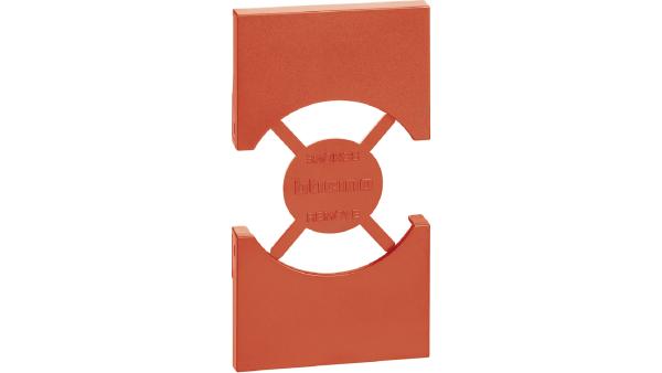 Bticino Living Now Cover rossa per presa trivalente bticino KR03