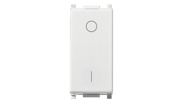 Interruttore 2P 16AX bianco 14015 VIMAR PLANA