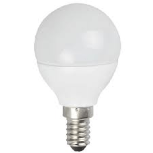 Lampadina SFERA LED 6W E14 3000K 470Im 6014318 IPERLUX