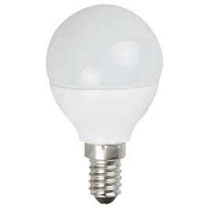 Lampadina SFERA LED 6W E14 3000K 470Im 6014301 IPERLUX