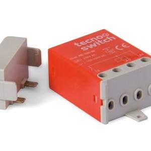 Condensatore per relè ad impulsi 10A 250 Vac C0350RE TECNOSWITCH