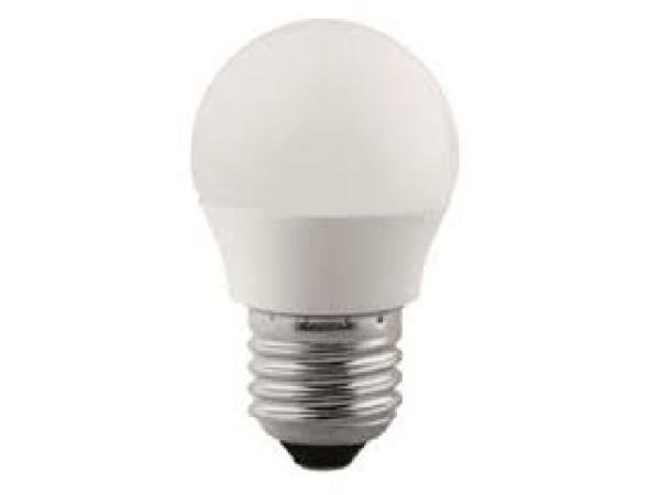 Lampadina LED a sfera 6W E27 470Im IMPERIA