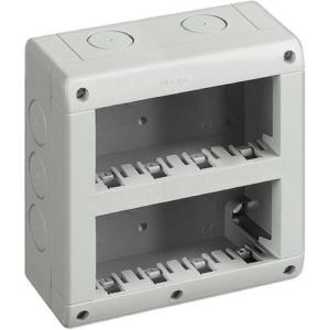 Custodia verticale IP40 4+4 25408V BTICINO