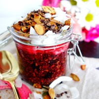 Berry Chia Pudding
