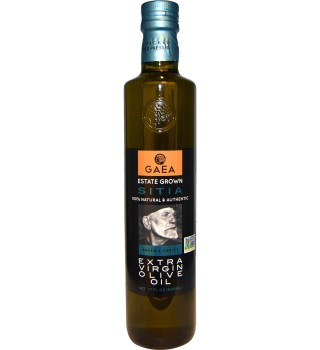 Gaea, Green & Fruity, Extra Virgin Olive Oil