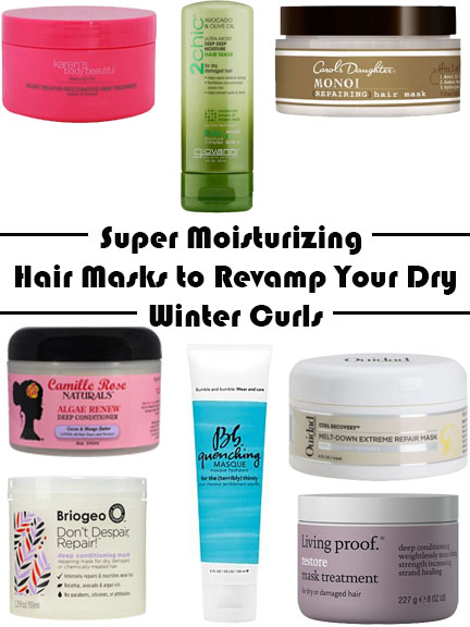 The Ultimate Moisturizing Hair Masks To Revitalize Your