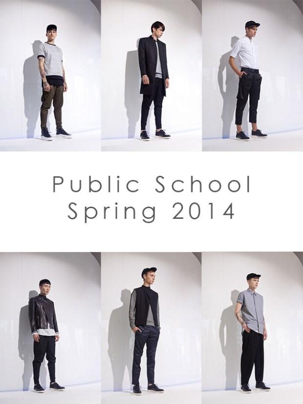 Public School Spring 2014 _ 2, Public School NY, Menswear, Streetwear, Street wear, CFDA, CFDA Fashion Incubator Program, Mens Fashion, Milk Studios, Fashion Week, Male Fashion Designer, Fashion Designer