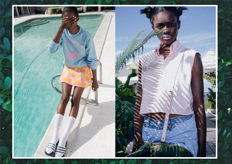 Zuri Tibby for Miami Collective - Will Garthwaite (2014) 6, Zuri Tibby, Black Models, Fashion Models, Models of Color, Urban Outfitters, Models for Urban Outfitters, Fashion Editorial, Will Garthwaite, Miami Collective, Fashion Blogger, Beauty Blogger, Fashion Blog, New York Blogger, Southern Blogger, Black Bloggers