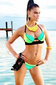 Beach Bunny, Beach Bunny Swimwear, Color Block, Colorblock, The Orchid Boutique, Orchid Boutique, Designer Swimwear, Luxury Swimsuits, Luxury Swimwear, Luxury Bikini, Cute Swimwear, Modest Swimwear, Swimwear, Summer bikini, sexy bikini, modest bikini,