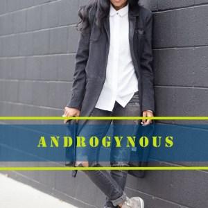 Androgyny Style 1