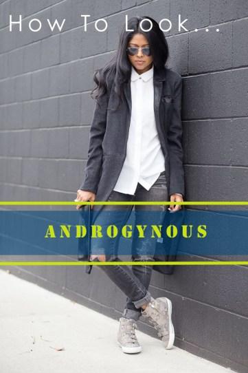 Androgyny Style 1, unisex fashion, androgyny, androgyny fashion