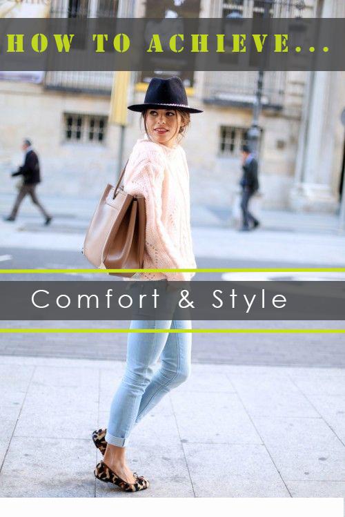 comfort vs style