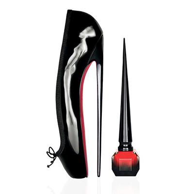 Christian Louboutin, Rouge Louboutin, The Ballerina Ultima, Red nail polish, luxury nail polish, Red Polish, Best Red Nail polish, Expensive Nail Polish