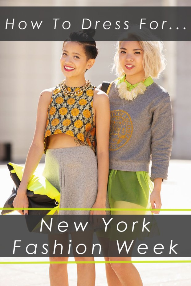NYFW - How to 3