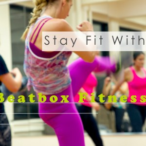 Beatbox Fitness, NYC based kickboxing workout studio