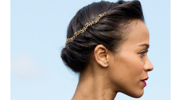 25 Stunning Natural Hair Updo Styles