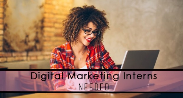 Digital Marketing Interns