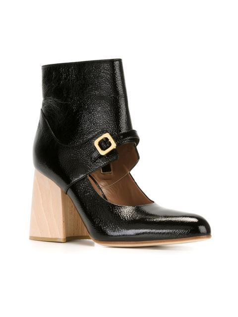 Marni Cut Out Ankle Boots, Marni Boots, wooden jewelry, wooden necklace, wooden accessories, Black Blogs, Shopping Blogs, Shopping Guide, Black Bloggers, Fashion Blogs, Black Women Blogs, Black Women Magazines