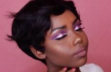 Glitter Makeup Trend, Glitter Makeup, Glitter Eyeshadow, Makeup Tutorials for Black Women, Makeup Tutorials for Black Girls, The Best Natural Hair Products, Natural Hair Care, Black Blogs, Shopping Blogs, Shopping Guide, Black Bloggers, Fashion Blogs, Black Women Blogs, Black Women Magazines