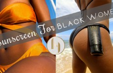 Should Black Women Wear Sunscreen?, Sunscreen for Black Women, Do Black People Need Sunscreen, Sunscreen For Black People, Best Sunscreens For Black People, Best Sunscreen For Dark Skin, Black Girl Sunscreen