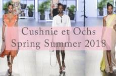 cushnie et ochs spring summer 2018