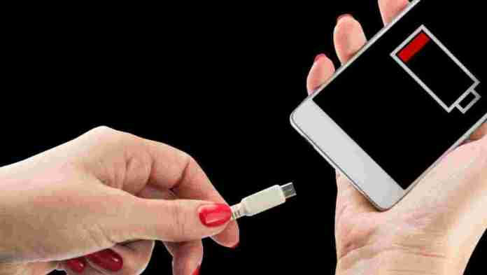 Cell phone battery re-charging is no longer necessary!
