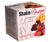 Shake n Shape