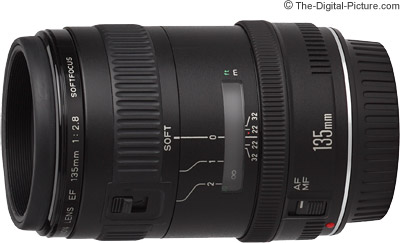 Canon Ef 135mm F 2 8 With Softfocus Lens Review