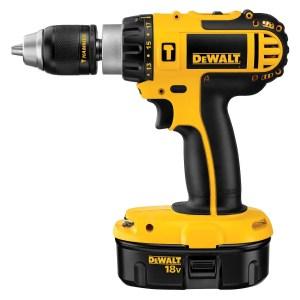 dewalt cordless impact drill