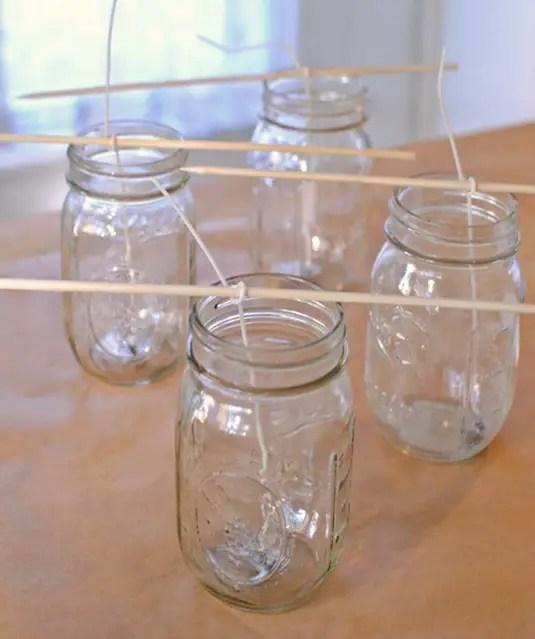 wick jars