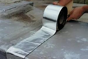 bitumen tape repair