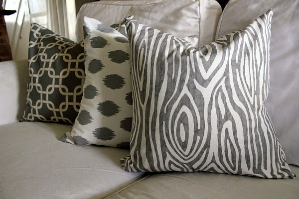10 Minute Pillow Covers The Diy Life
