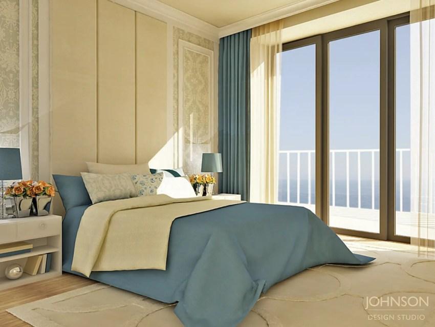 Interior design apartments