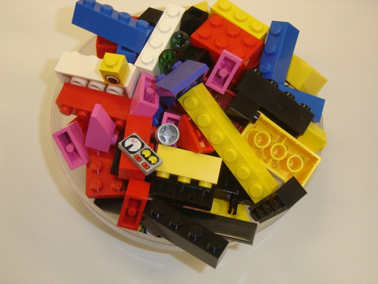 lego cup mix