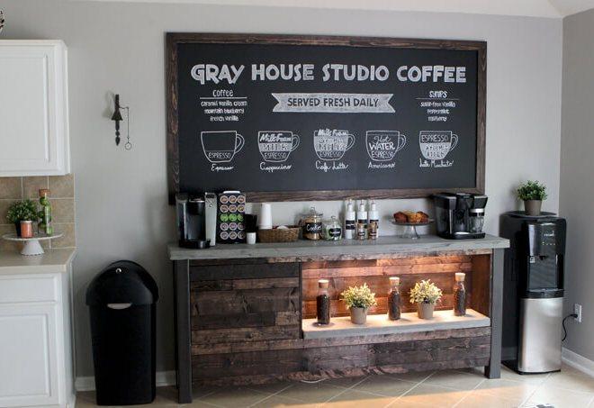 coffee station main