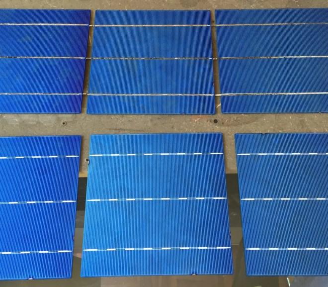 homemade solar panel cover