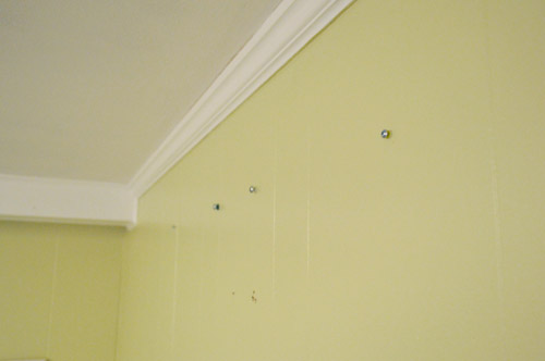 Get Rid of Unwanted Wall Anchors