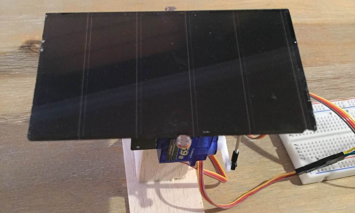 Arduino Solar Tracker - Linear Actuator Modification