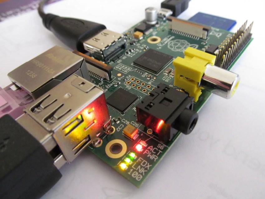 raspberry pi cloud server