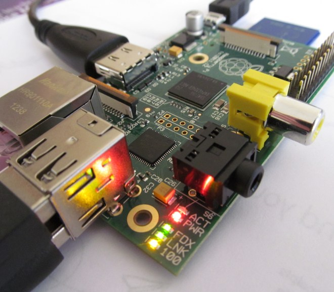 raspberry pi cloud server