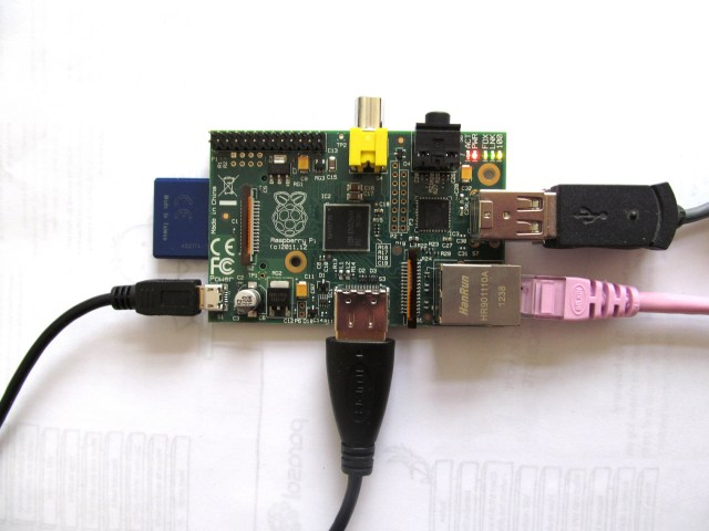connect raspberry pi for cloud storage