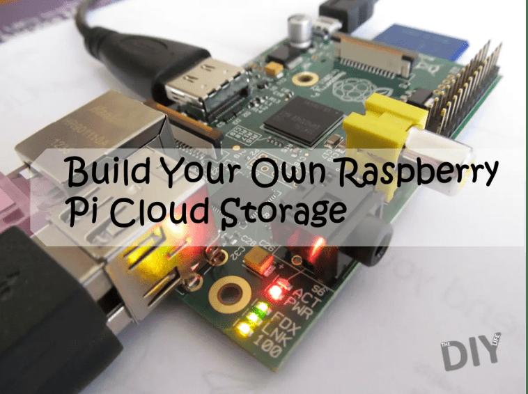 raspberry pi cloud storage