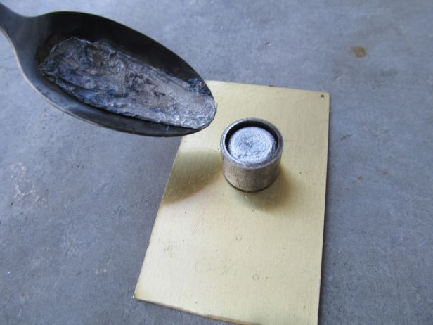 making the ingot