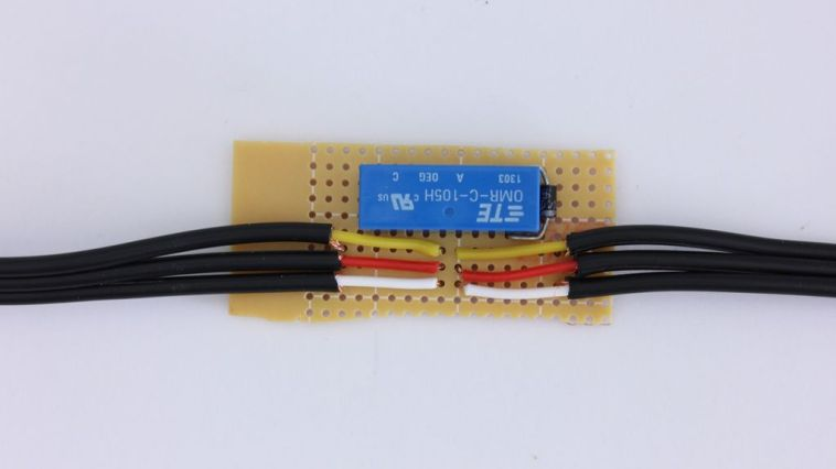 relay control board