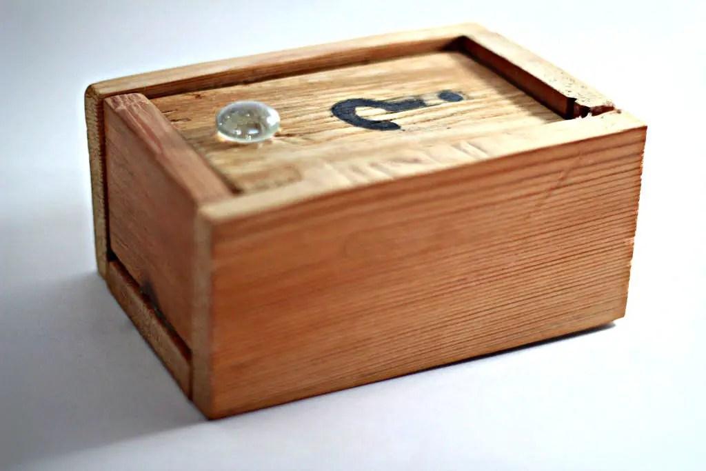trick box