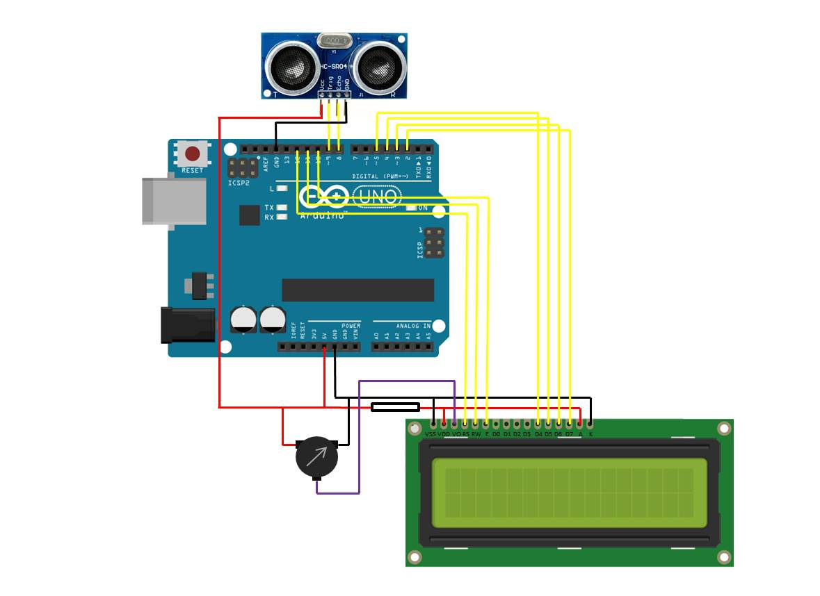 Connecting An Ultrasonic Sensor To An Arduino | The DIY Life