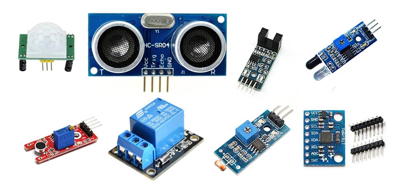 Arduino sensor modules you can buy for less than